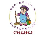 Wor Betty's Cleaning Gateshead Newcastle Tyne & Wear domestic general home house cleaner housekeeper