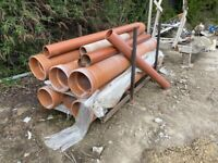 Drain Pipes & Connections & Inspection Chambers