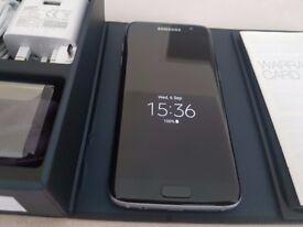 Samsung Galaxy S7 edge SM-G935 – 32GB – Black Onyx (Unlocked) Ref#PF67