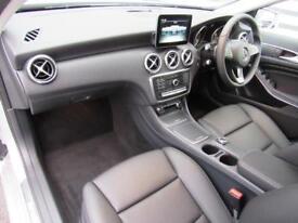 Mercedes-Benz A Class A 180 D SPORT PREMIUM (silver) 2017-12-29