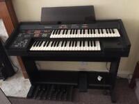 Electronic Organ Technics PCM Sound EX30L