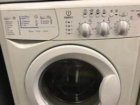 Indesit washer dryer fully working order energy saver for sale