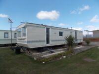 3 BEDROOMS CARAVAN FOR RENT/FANTASY ISLAND, SKEGNESS SAT 21ST - SAT 28TH APRIL