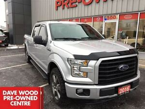2016 Ford F-150 XLT,roof,nav