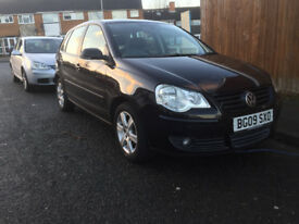 volkswagen polo match 60 1.2petrol ,full service history ,2 owner