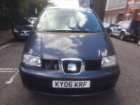 SEAT ALHAMBRA NEW SHAPE 7 SEATER ==== 995 ONLY ==== 7 SEATER MPV