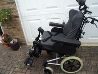Invacare Rea Azalea Assist Recline Tilt Speacialist Wheelchair