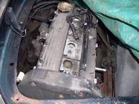 M<G MGF Rover Freelander K Series 1.8 engine breaking spares