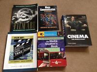 Media Film Books university college