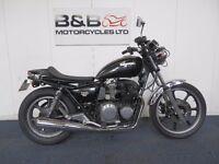 Kawasaki LTD 550 LTD550 Z Z550, V-Reg