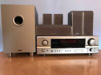 Denon AVR 1306 Surround System