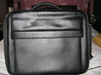 Leather Laptop/Notebook Bag