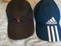 Adidas and Ralph Lauren hat