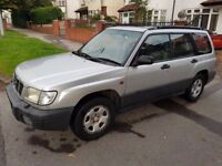 2001 Subaru Forester 2.0 All Weather Auto