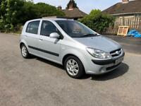 2008 Hyundai Getz CDX 1.0, Immaculate Condition, Very Cheap Insurance, Great Spec, Cheap £1100
