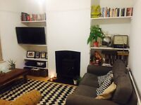 Room available in a two bed house- North Street.