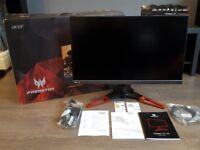 "Acer Predator XB271HU 27"" 1440P 165Hz G-Sync IPS"