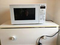 Panasonic microwave as new used for 2 weeks