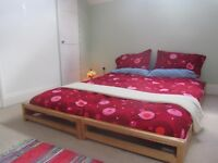 Sunny double bedroom with ensuite BISHOPSTON
