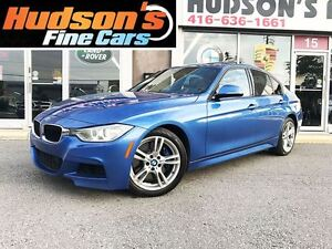 2013 BMW 335i xDrive| M-SPORT| NAVI|BACKUP CAM| ACCIDENT FREE