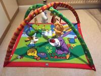 Baby playmat/gym