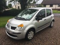 2006 RENAULT MODUS 1.2 OASIS -- FULL HISTORY-- LOW INSURANCE--