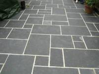 Paving, stonemasonry and bricklaying contractor