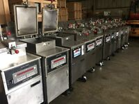 Gas Henny Penny Computron 800, Reconditioned