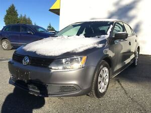 2013 Volkswagen Jetta Trendline+ Auto (with heated seats)
