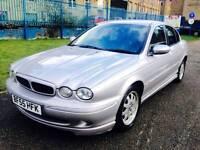 2005 Jaguar X-Type 2.0 D SE Saloon 4dr Diesel Manua+ MUSIC BLUETOOTH+SWAP / P.x WELCOME