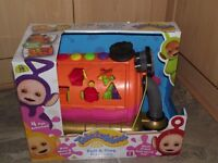 TELETUBBIES PULL AND PLAY NOO-NOO - NEW IN BOX - KIDS TOY