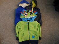 3 Boys Jackets For 3 - 4 Year Old