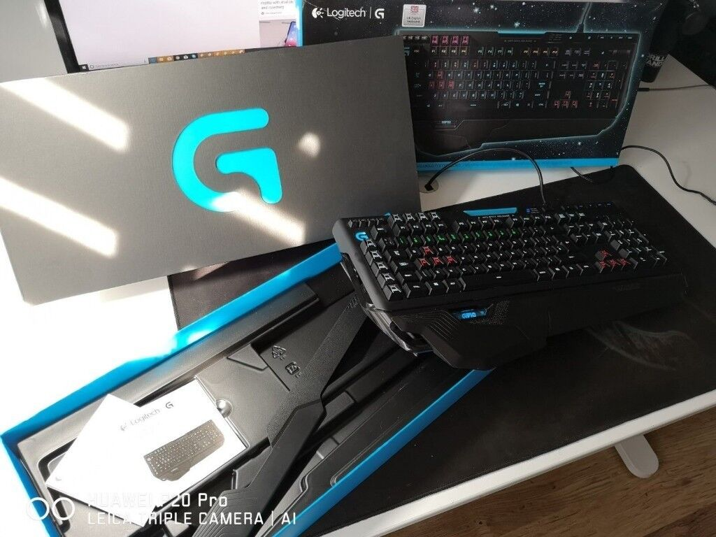 Logitech G910 Orion Spark RGB Mechanical Gaming keyboard | in Eccles,  Manchester | Gumtree