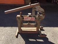 Block paving / brick cutter