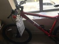 Carrera Kraken mountain bike. Brand new never used. £420