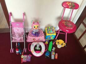 Big bundle of toys