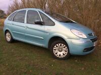 DIESEL - 2005 PICASSO - LONG MOT - 55 MPG - CLEAN - RELIABLE