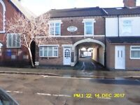 One bedroom, first floor self contained flat to rent in Burton upon Trent