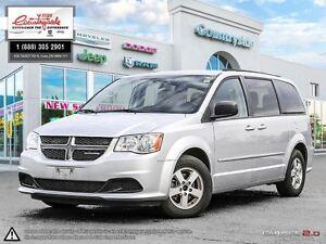 2011 Dodge Grand Caravan *SXT PLUS PKG & BLUETOOTH*