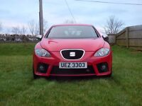 Seat leon FR550 (not astra, focus, A3, golf)