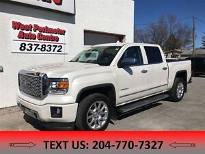 2015 GMC Sierra 1500 DENALI CREW**REDUCED PRICING**