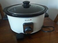 Barley used Breville Slow cooker