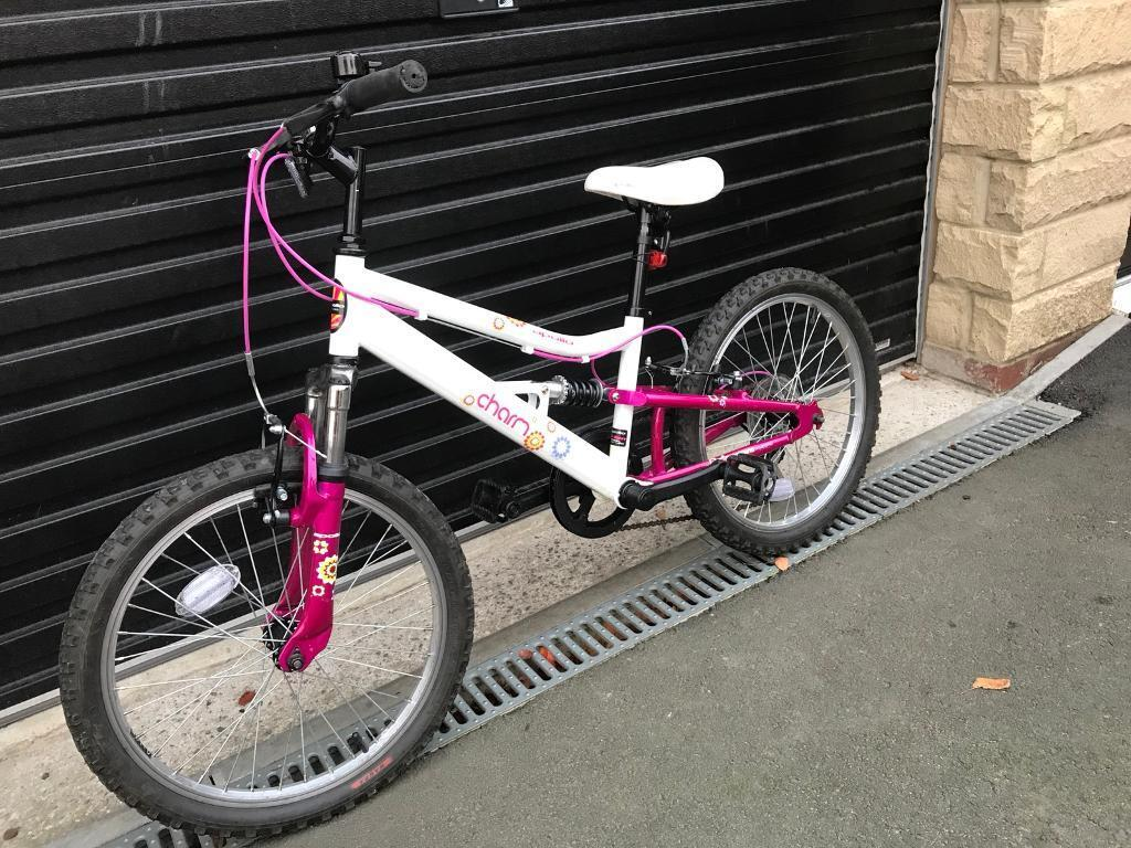 "20"" girls apollo charm bike"
