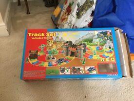 Track set