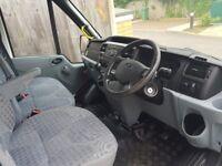 Ford Transit Kombi 2.2L Duratorq TDCi(115PS)