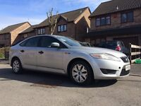 Diesel 58 Ford mondeo ideal family car, drives well ,long mot , px options available
