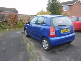 Kia Picanto, tidy ideal first car! low insurance