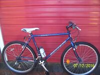 GENTS ROAD BIKE WITH 20 INCH FRAME