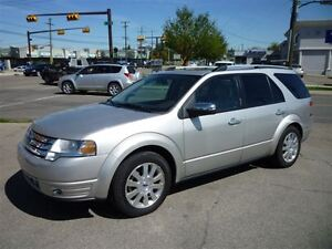 2008 Ford Taurus X Limited AWD/LEATHER/ALLOYS/SUNROOF/1 OWNER CA