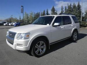 2010 Ford Explorer Limited AWD Leather